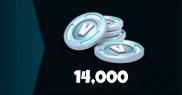 14000 V-Bucks